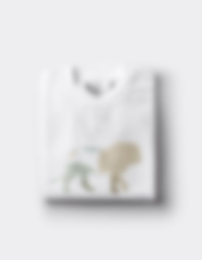 Lion Print Sweatshirt