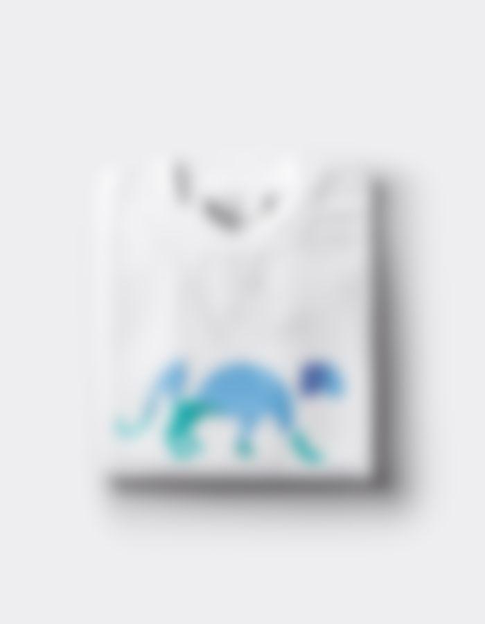 Panther Print Sweatshirt